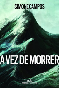 A vez de morrer (capa do romance)
