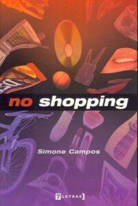 No shopping (capa do romance)